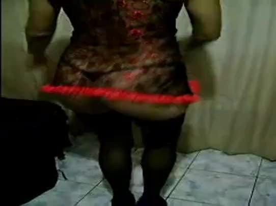Gostosa de vestidinho provoca demais